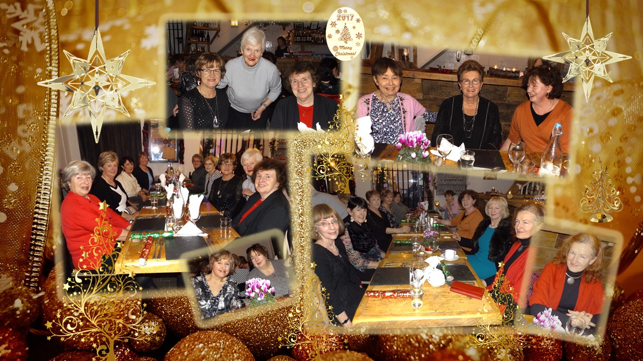 ICA Wicklow Town Guild Christmas 2017 photo montage